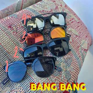 HOT & COOL BANGIN SUMMER SUNNIES (EVERYTHING AVAILABLE)