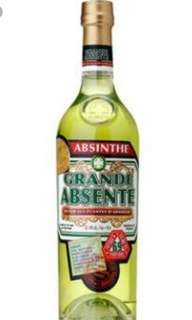 absinthe grande 69% 700ML 35Thujone