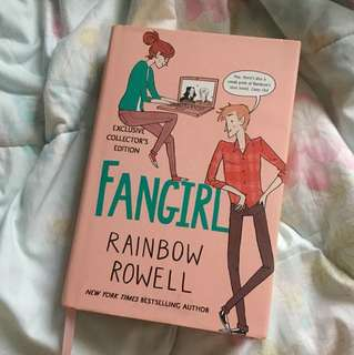 Collectors edition Fangirl