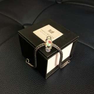 Trollbeads Glass Charm-Spirit Light