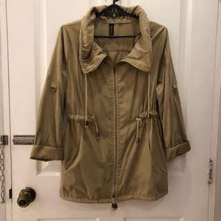 Brown Jacket (Fits Small to Medium Frames)