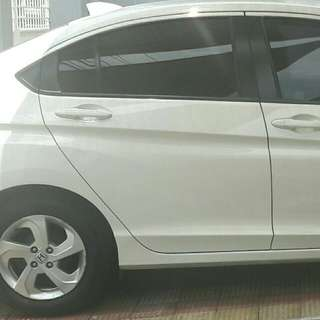 Car for rent  (with driver) - City