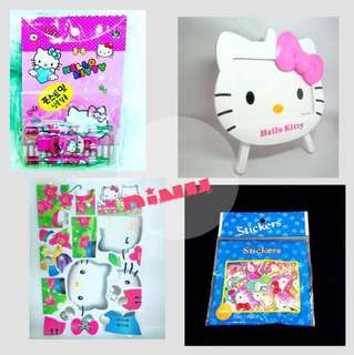🎆【FREEGift】+Hello Kitty Combo