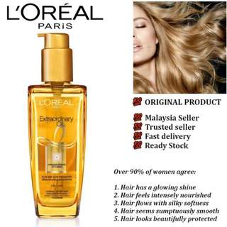 L'Oreal Paris Extraordinary Oil For All Hair Types ( Loreal )