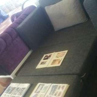 sofa bed gelar lantai