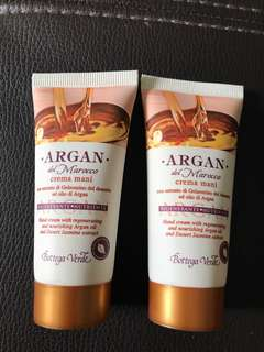 Bottega Verde Argan Hand Cream
