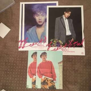 WTS Monsta X Posters