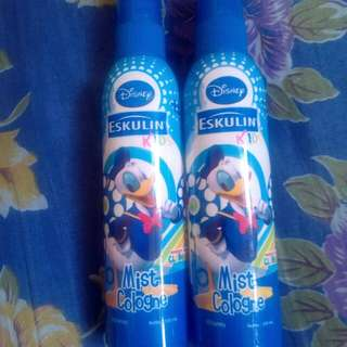 Mist Cologne Kids Disney