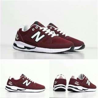 Asli import sepatu NB530.