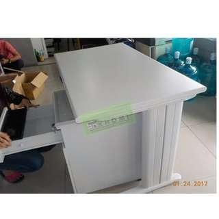 KHOMI--OFFICE TABLE BULLNOSE EDGE
