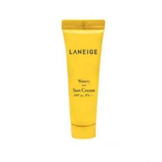 Laneige Sunblock Supreme SPF50 10ml (Watery Sun Cream)