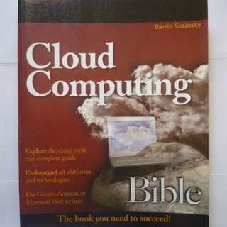 Cloud Computing (BOOK)
