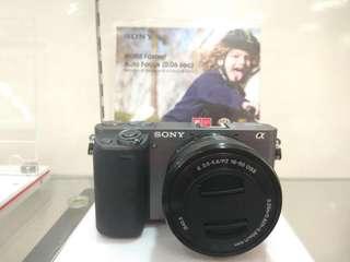 Kamera Sony A6000 Bisa Kredit Tanpa DP