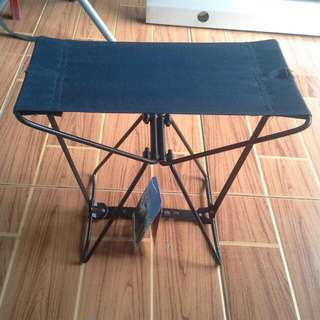 Kursi Lipat ( Portable Chair )