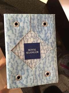 Brand new Royal Selangor pewter gift set