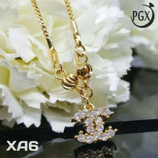 Kalung xuping anak chanel