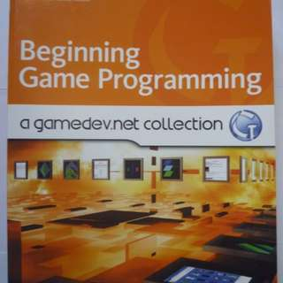 Beginning Game Programming (Conditions: NEW)