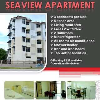 Pakej Langkawi 3H2M Apartment+Kereta