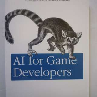 AI for Game Developers (Condition: NEW)