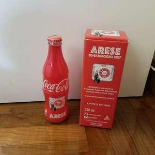 意大利2017年可口可樂會瓶無水及連盒