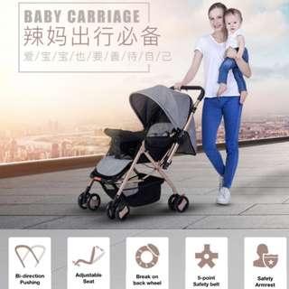 Instock!! Brand  new Baby Stroller