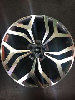 """20"""" Rims For Land Rover evoque and discovery"""