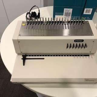 Electronic Binder