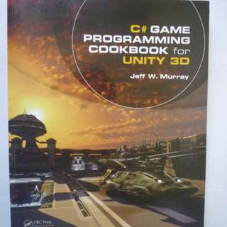 C# Game Programming Cookbook Unity 3D