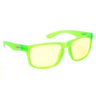 Gunnar Intercept Onyx Amber Lenses (Green/Pink/Orange frames)