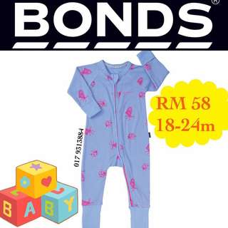 Bonds Wondersuit