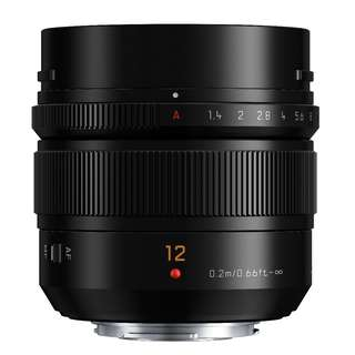 Panasonic Leica DG Summilux 12mm f1.4 ASPH Wide Angel Lens. 1 year warranty by Panasonic Malaysia