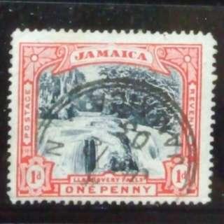 [lapyip1230] 英屬牙買加 1903年