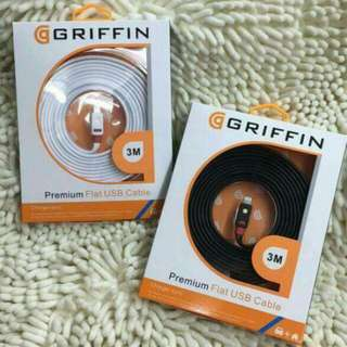 Griffin 3 meters USB cable