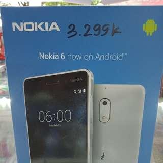Nokia 6 bisa nyicil