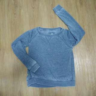 Blue Pull Over