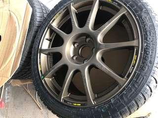 Seyen racing wheels