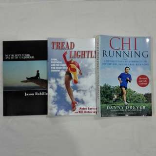 Books on Running