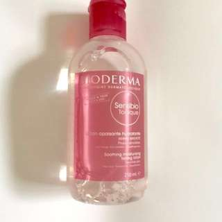 BIODERMA Sensibio Tonique Soothing Moisturising Toning Lotion 250 ml