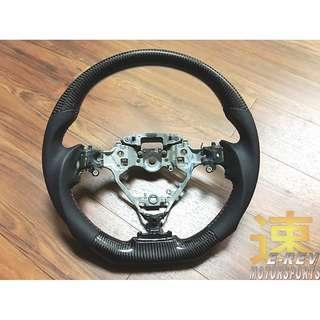 Toyota Harrier 2015- 2018 Carbon Fibre Steering Wheel