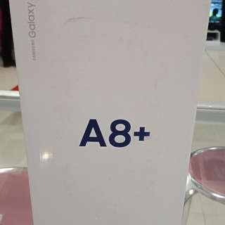Samsung galaxy A8+ promo cicilan free 1x cicilan