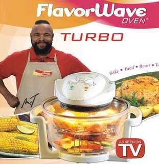 New FlavorWave Oven Turbo