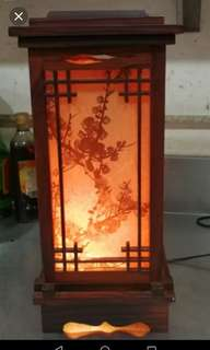 antique lamp