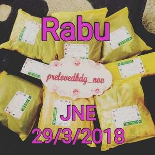 Real pengiriman JNE