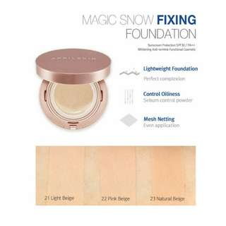 Fixing Foundation Colour #22