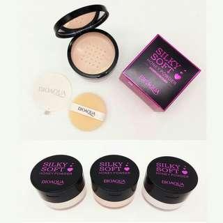 Bioaqua Powder Silky Soft