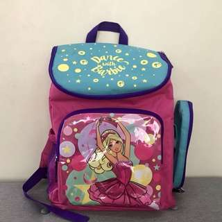 Barbie Backpack Bag