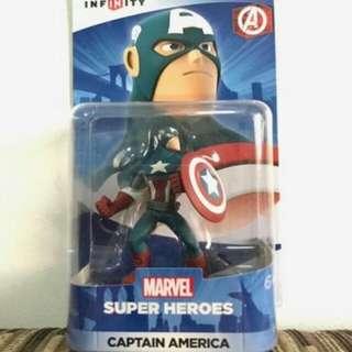 Disney Infinity Captain America
