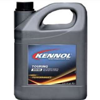 Kennol Touring 5W40 4L Engine Oil (New)