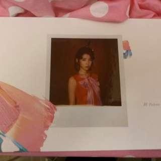 IU李智恩 Palette album