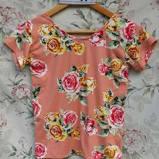 Blouse Scoopback